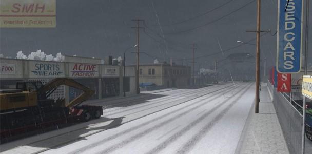Winter Mod v 1.0 2