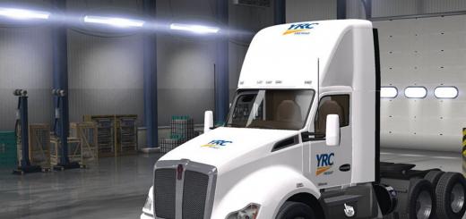 YRC Freight Skin