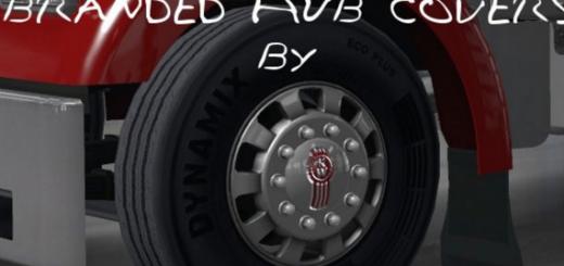 Branded Hub Covers v 1.2.1 mod