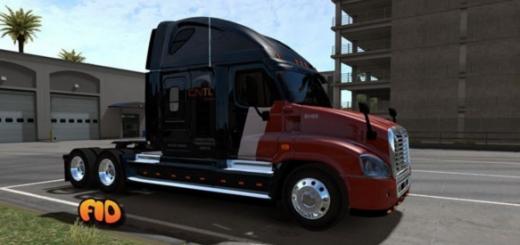 CNTL trucking – Freightliner Cascadia (3)