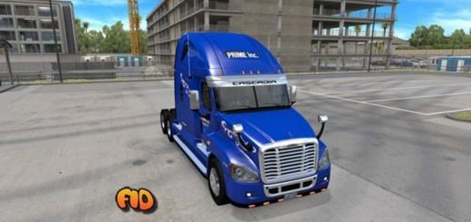Freightliner Cascadia Prime, Inc. Skin (1)