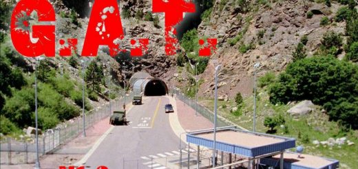 Government Access Tunnel v 1.0 Mod ETS2