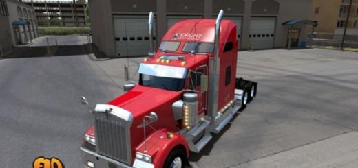 Knight Transportation Skin (2)