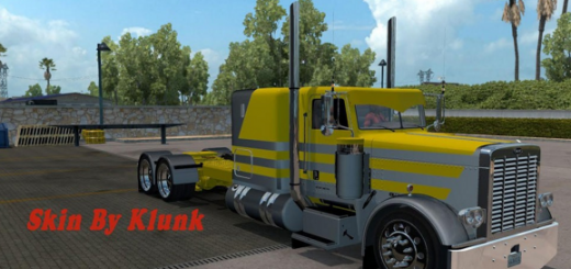 Metallic Silver_Yellow Truck