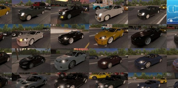 NFS Most Wanted traffic pack update 1104161