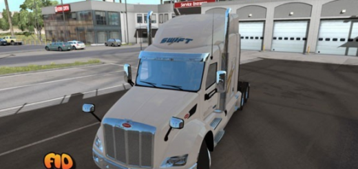 Swift Transportation – Peterbilt 579 (2)