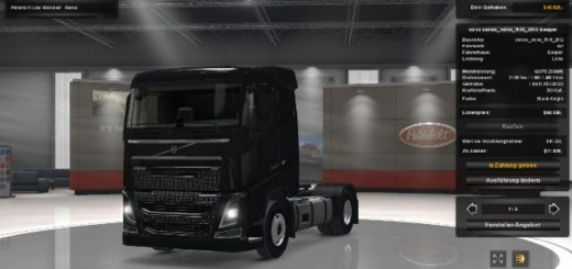 Volvo FH16 2012 v 2.1 for 1.2 2