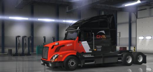 Volvo VNL 670 CNTL Skin (1)