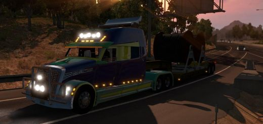 CONCEPT TRUCK FLIGHT OF FANTASY BETA [REL] 1.2.X MOD Truck (1)