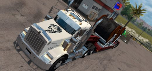 Colombia for Kenworth T800 2016