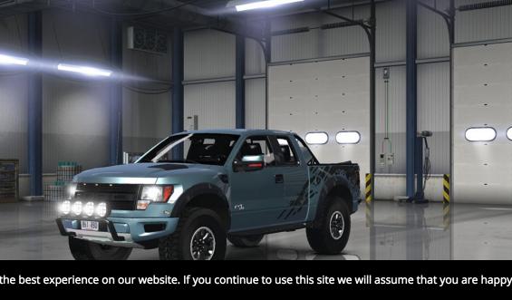 Ford F150 SVT Raptor v 1.5 (1)