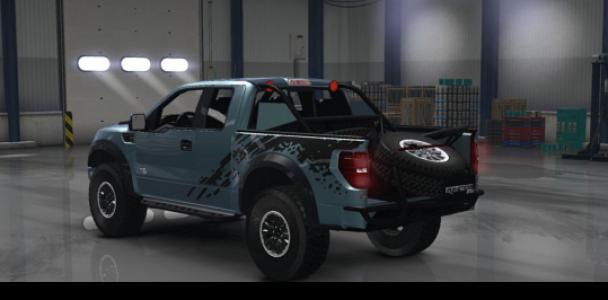 Ford F150 SVT Raptor v 1.5 (2)