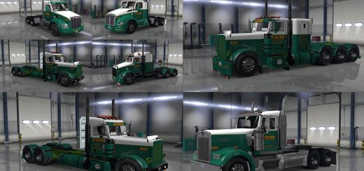O'HARE Towing SERVICE skins