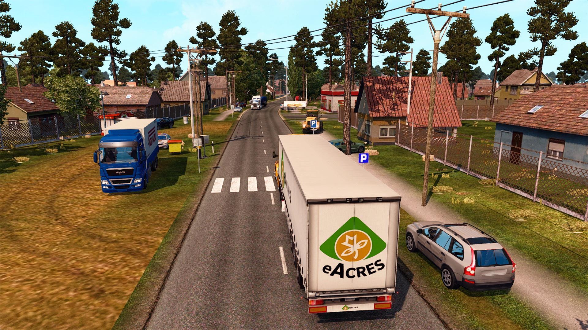 SOUTH AMERICA MAP American Truck Simulator Mod ATS Mod - 4 lane highway map of us