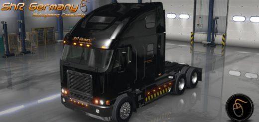 ShR Germany – Freightliner Argosy Skin V 1.0
