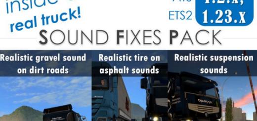 Sound Fixes Pack v 15 ETS2 (3)