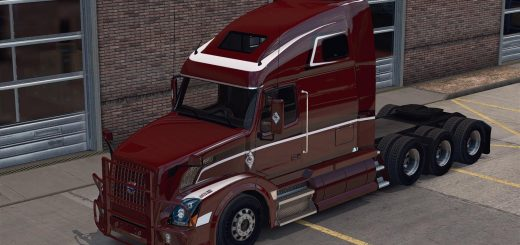 VOLVO VNL670 V1.4.2 (ONLY FOR ATS V1 (2)
