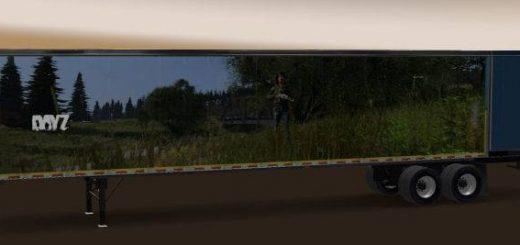 Vehicle Dayz Box trailer (2)