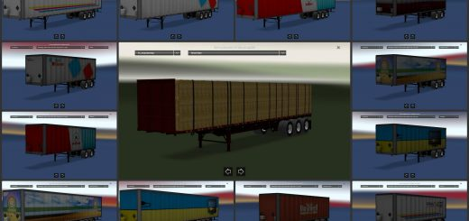 ATS TRAILERS PACK V1.2 (2)