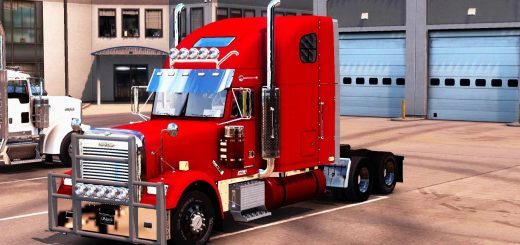FREIGHTLINER CLASSIC XL EDITED BY TRUCKERCHARLY V2.2 Truck (1)