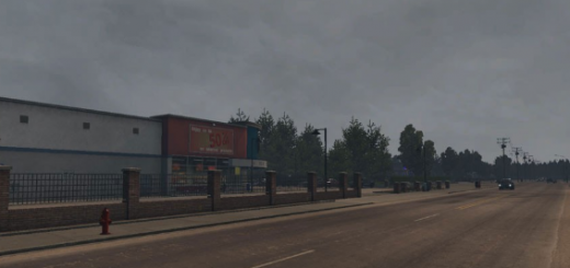 Grey Skies Weather Mod v 1 (2)