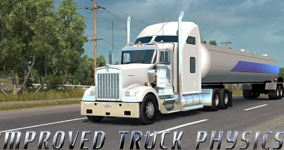 Improved Truck Physics v 1.4