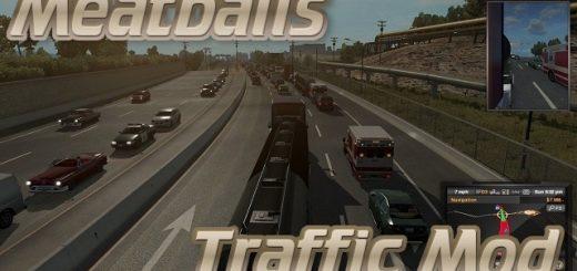Meatballs Traffic Mod v1.3