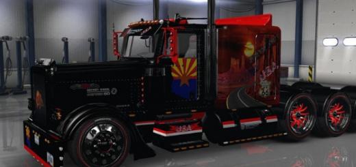 Peterbilt 389 Arizona USA (2)