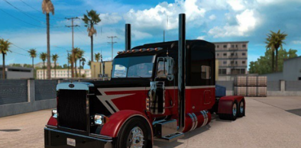 Peterbilt 389 Big & Little Skin update  (2)