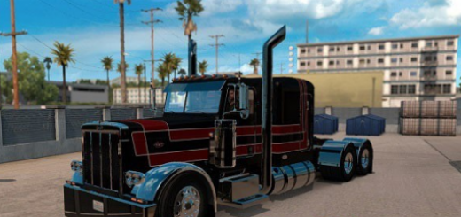 Peterbilt 389 JPC Ranch Skin update