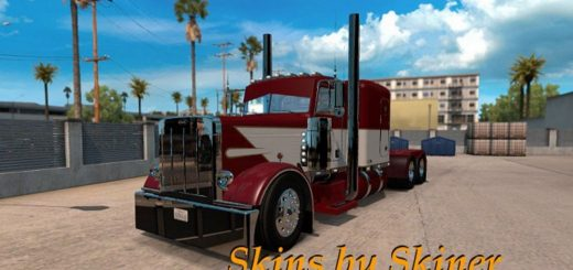 Peterbilt 389 Rethwisch Transport LLC Skin update