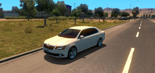 SKODA SUPERB V2.0 ATS (2)