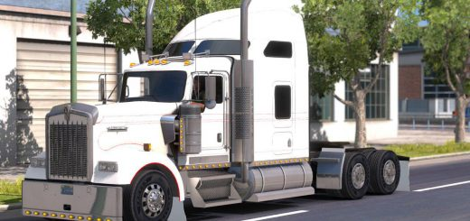 Other - American Truck Simulator / ATS mods